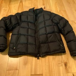 LL Bean Puffer Coat- M